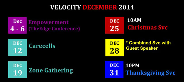 December-Velocity