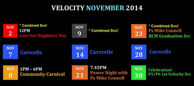November-Velocity