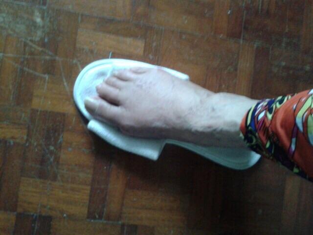 Stories true foot fetish UNEXPECTED FOOT